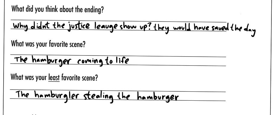 VOTD: The Truth About Movie Test Screenings, By 'Shazam!' Director David F. Sandberg