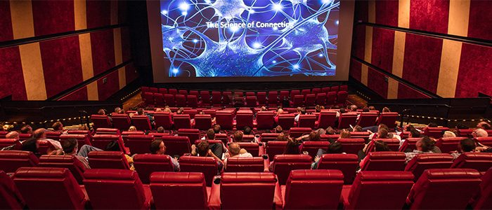 Theatrical Movies Streamed More at Home