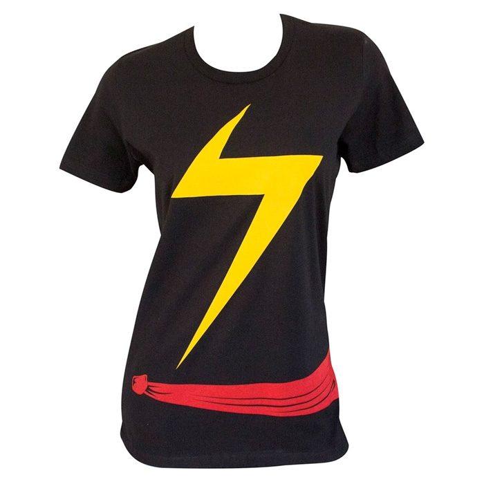 Ms. Marvel Costume Shirt