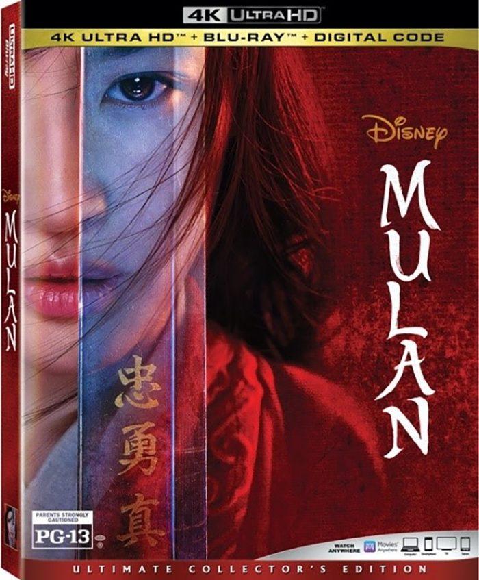 Mulan Live-Action 4K Ultra HD