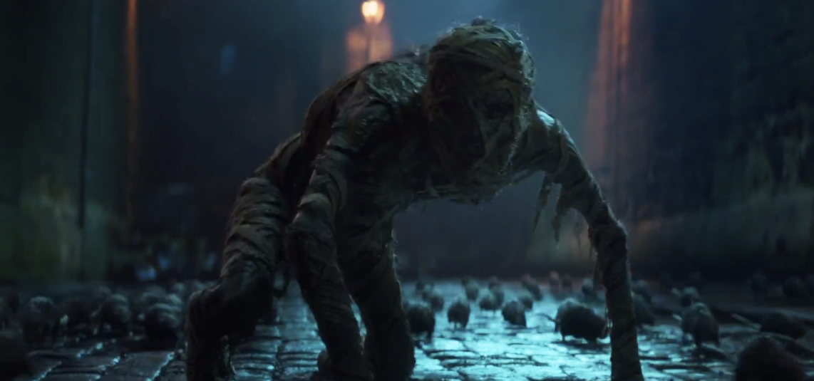 the mummy trailer tom cruise unleashes an ancient power and wants