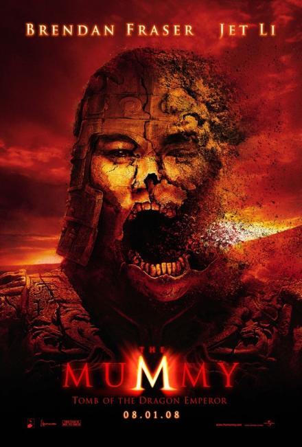 The Mummy 3 International Teaser Poster