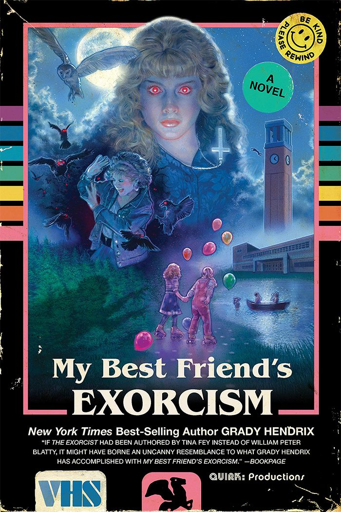 My Best Friend's Exorcism Movie