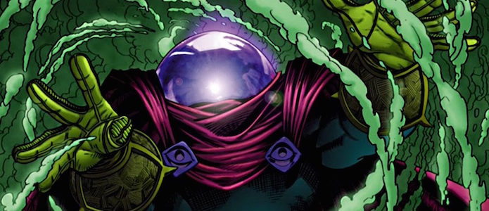 Spider Man Far From Home Set Images Provide Reveal Mysterio Film