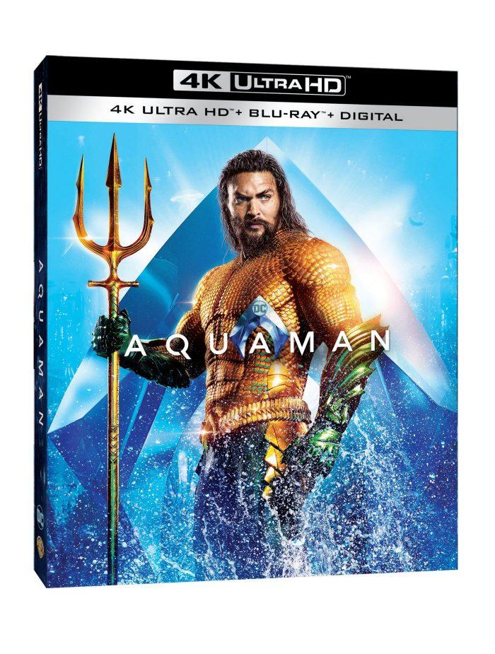 Aquaman 4k Cover
