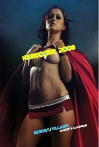 Nerdcore 2008 Calendar