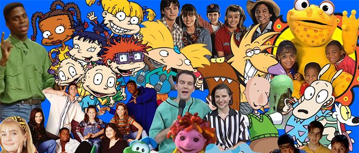 Old Nickelodeon Shows on Paramount+