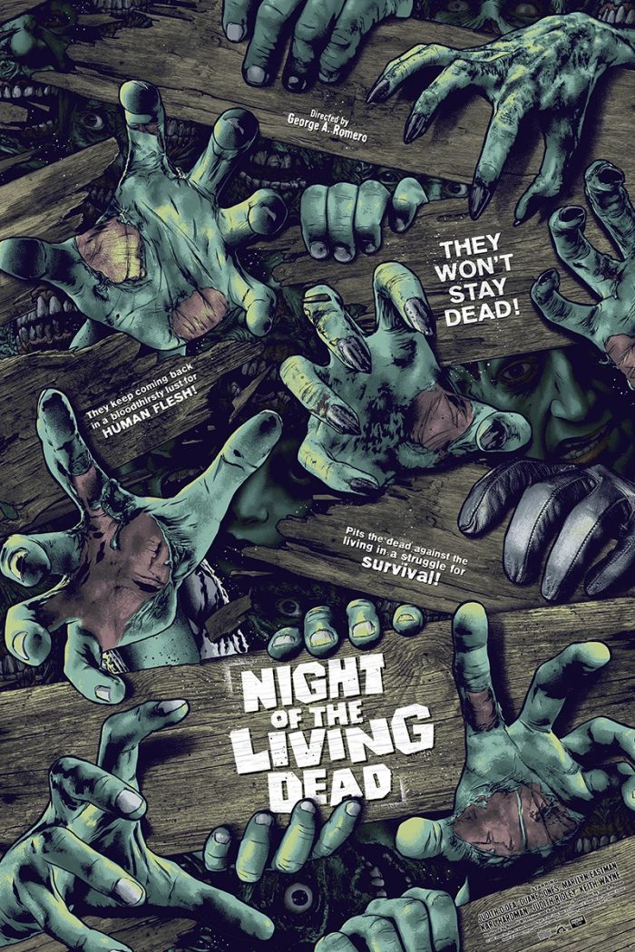 Anthony Petrie - Night of the Living Dead