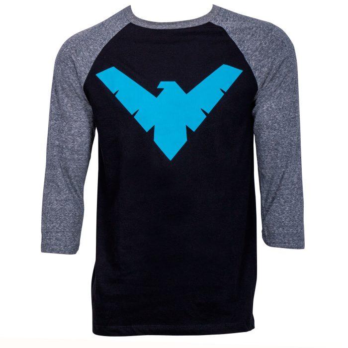 Nightwing Baseball Shirt