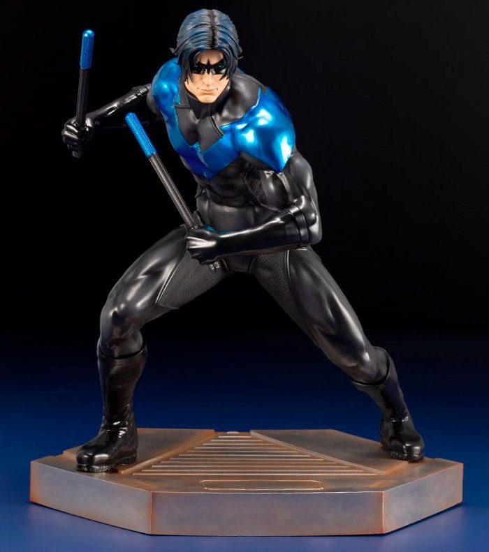 Kotobukiya Nightwing Titans Series ARTFX Statue