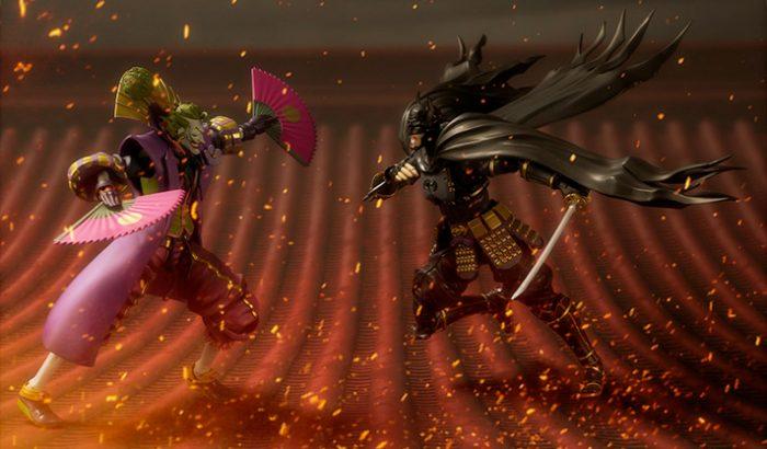 Batman Ninja - Ninja Batman and Devil Joker Figures