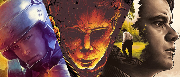 Hero Complex Gallery's NYCC 2019 Artwork for 'Lost Boys', 'Harry Potter', 'Seinfeld' & More