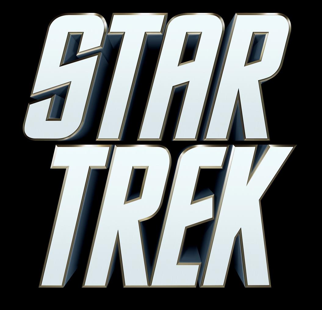new star trek logo released film