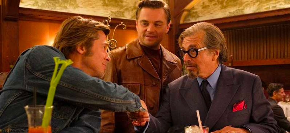 Image result for once upon a time in hollywood movie scenes