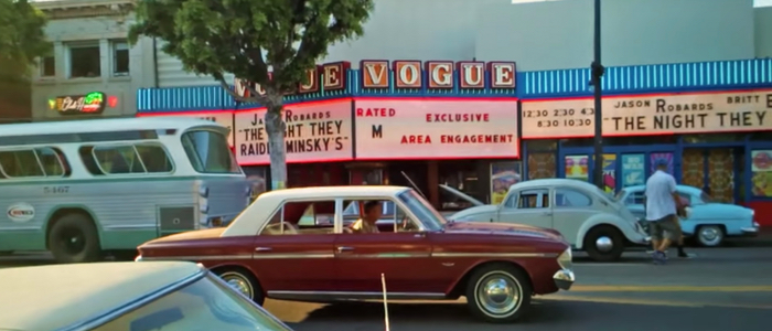 /FilmTarantino Takes Hollywood Back to the '60s with 'Once Upon a Time in Hollywood' Set Video