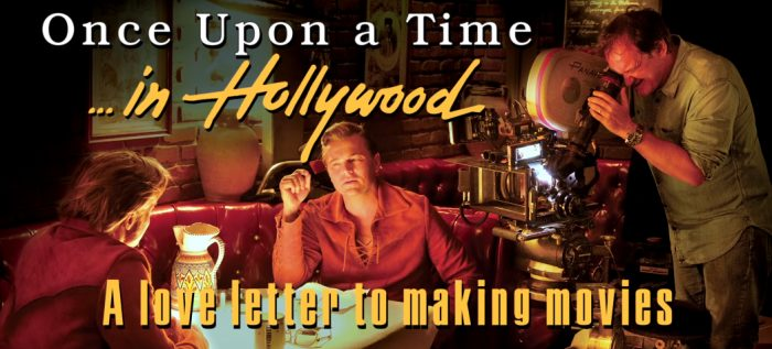 Making of Once Upon a Time in Hollywood