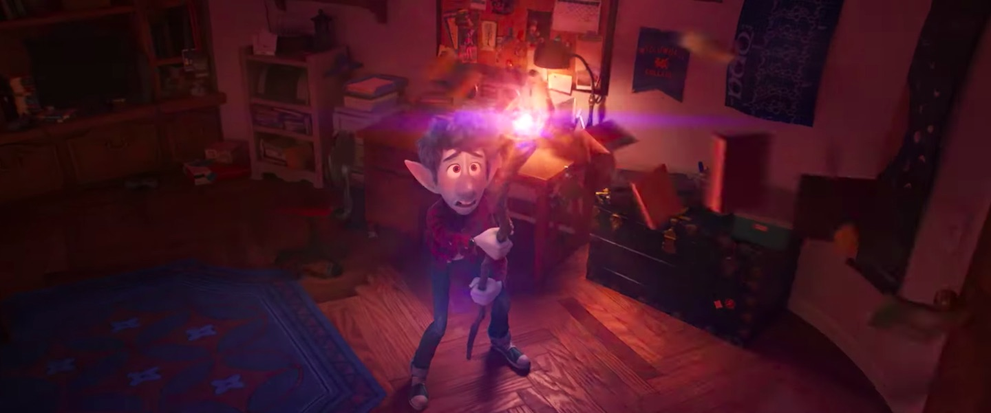 'Onward' Trailer: Chris Pratt and Tom Holland Rediscover Magic in Pixar's New Movie