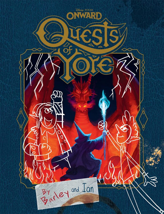 Quests of Yore Book