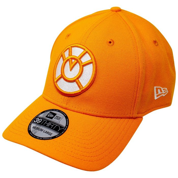 Orange Lantern Hat