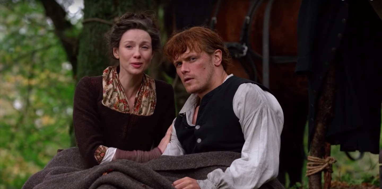 Outlander Season 4 Trailer: Claire and Jamie Come to America – /Film