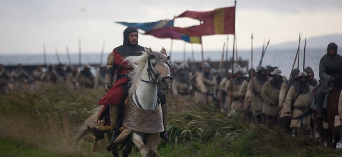 outlaw king horses