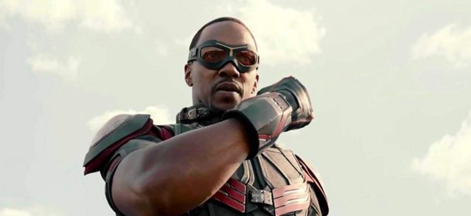 Outside The Wire Anthony Mackie Starring In Netflix Sci Fi Film Film