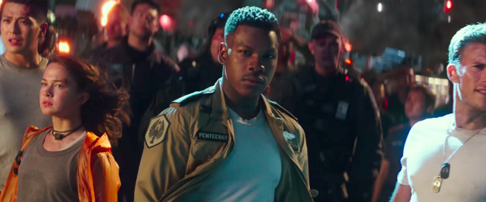 pacific rim uprising box office projections