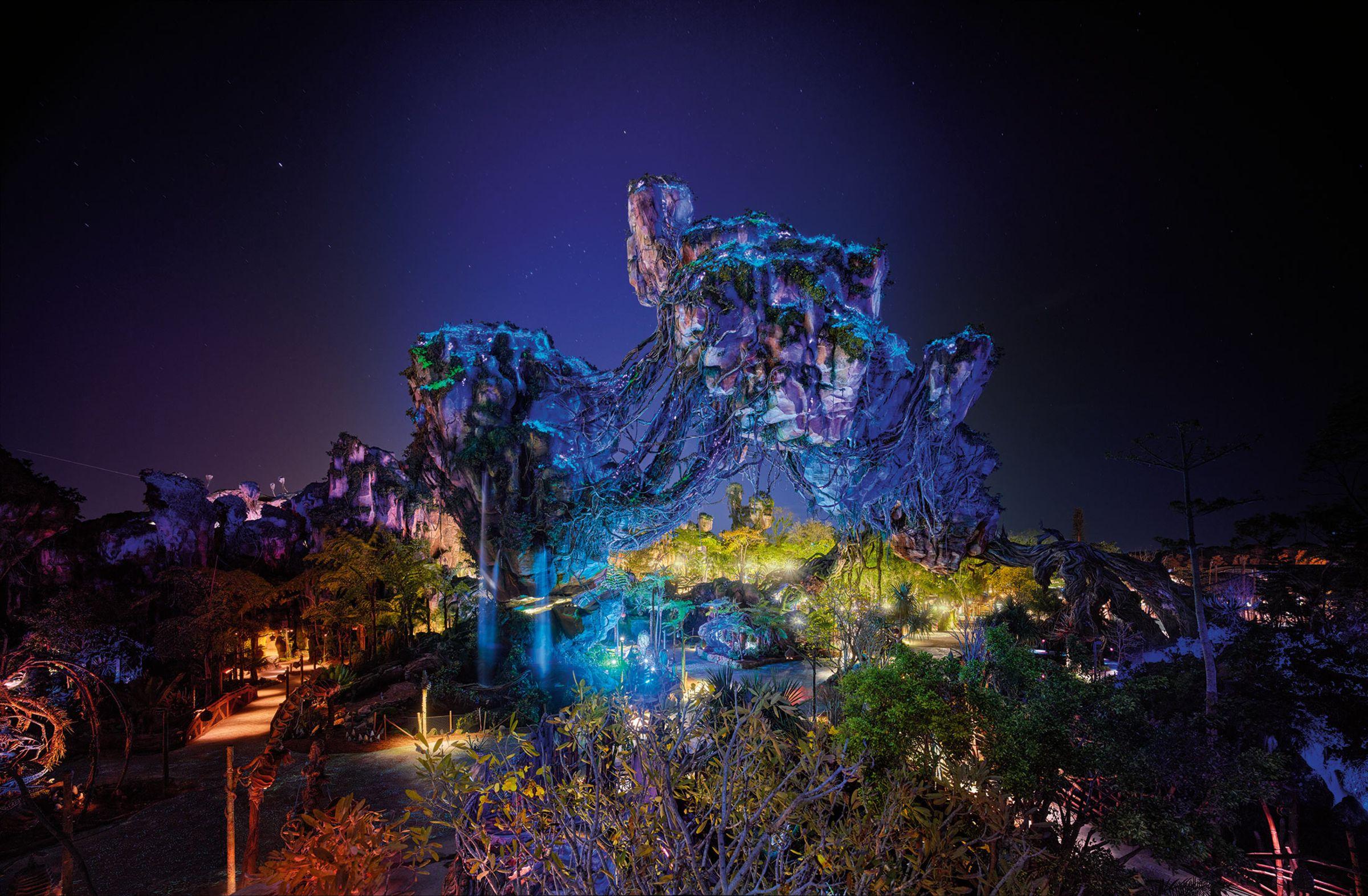 Theme Park Bits Pandora Uniforms Disneyland Wi Fi And