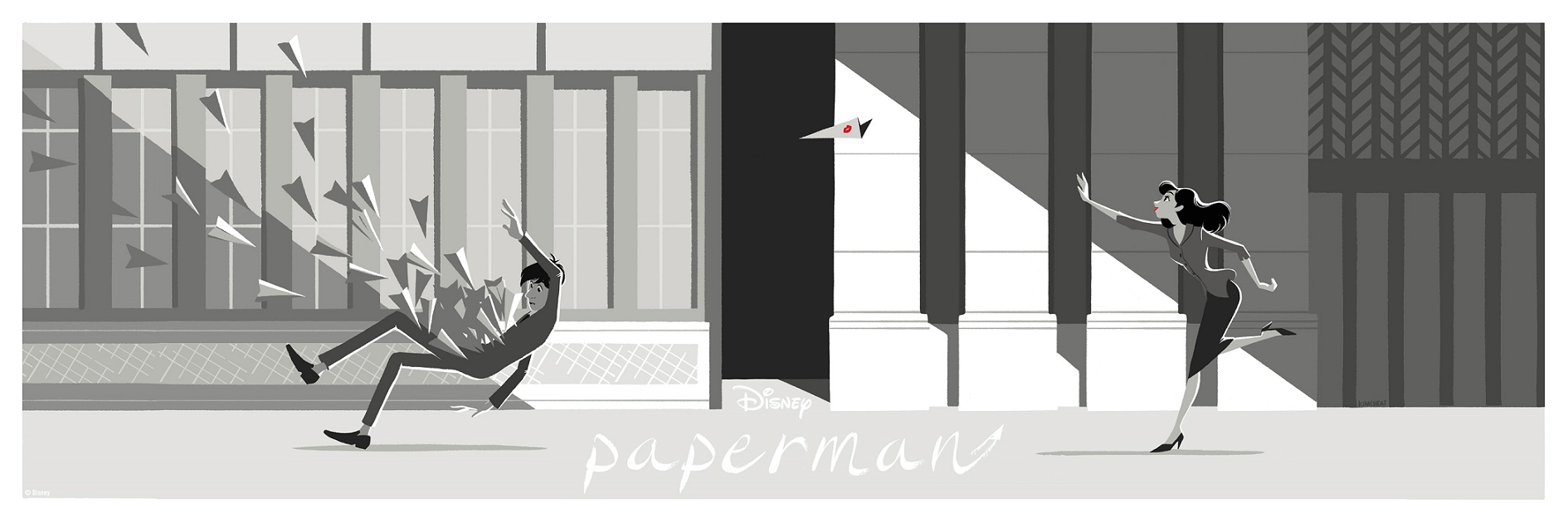 /FilmCool Stuff: Jisoo Kim's 'Paperman' Print From Cyclops Print WorksD23 Expo 2015 Prints: Star Wars, Beauty and the Beast, Inside Out , Jungle Cruise, Fantasia, Feast, Paperman and More'Paperman' Director Leaves DisneyLOL: 'Paperman Threesome', An Unedited Crude Parody Ending of Disney's 'Paperman'LOL: 'Paperman' Producer Kicked Out Of Oscars For Throwing Paper AirplanesBen Affleck Takes DGA Prize, 'Wreck-It Ralph' Wrecks the AnniesWatch Disney's Hand-Drawn / CG Hybrid Short 'Paperman' in Full/Film Video Blog: Disney's Hand-Drawn/CG Animated Short Film 'Paperman'Check Out Images From 'Paperman', Disney's Much-Hyped 2D ShortEarly Buzz: Disney's Animated Short Film 'Paperman' Plus New High Resolution Concept Art