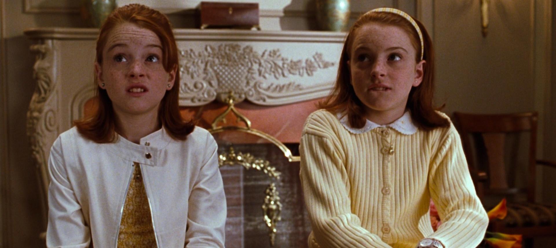 The Parent Trap, Lindsay Lohan