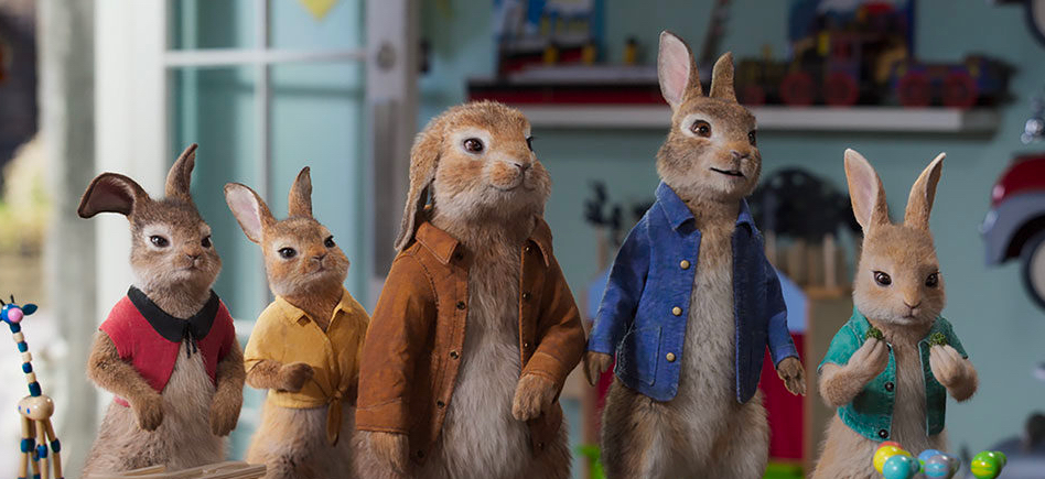 Image result for peter rabbit 2  images