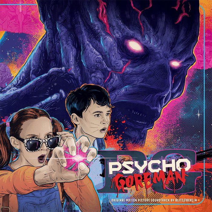 PG: Psycho Goreman Vinyl Soundtrack