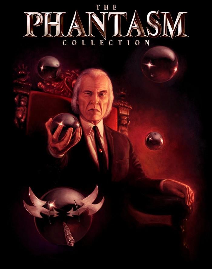 phantasm blu-ray set