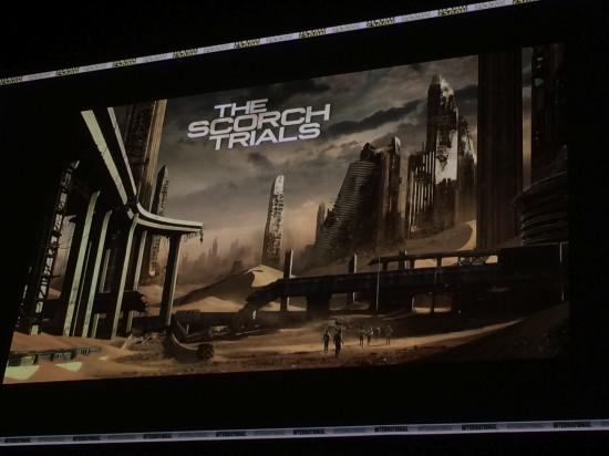The Maze Runner Sequel The Scorch Trials Concept Art