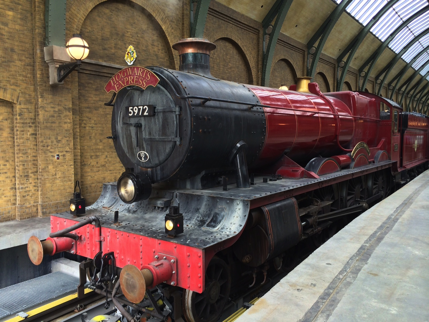 Hogwarts Express Ride At Wizarding World Everything You
