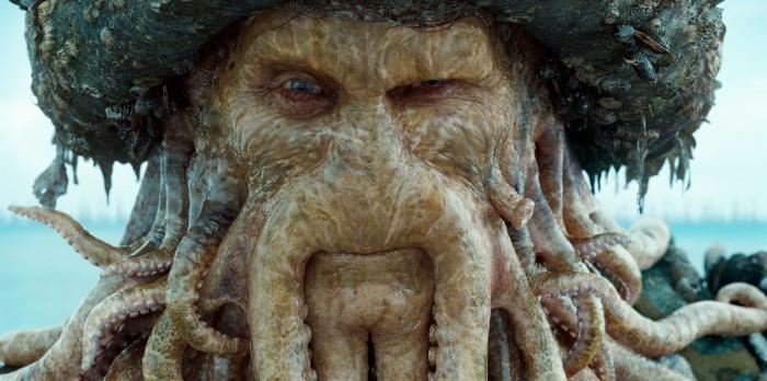 Pirates of the Caribbean - Davy Jones