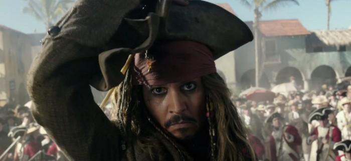 Pirates of the Caribbean Dead Men Tell No Tales TV Spot