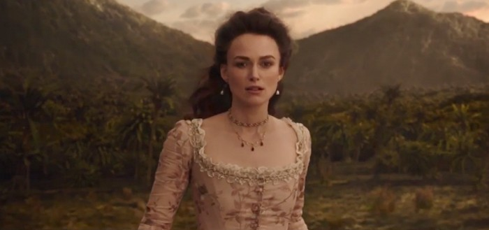 Pirates of the Caribbean Dead Men Tell No Tales - Keira Knightley