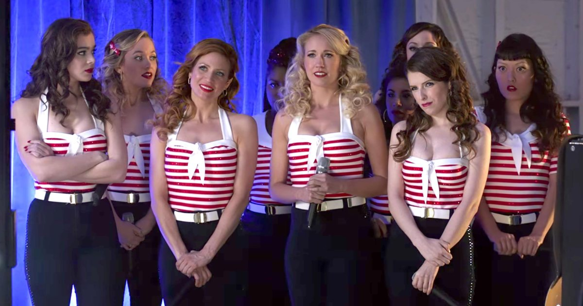Pitch Perfect 3 Review A Desperate Finale