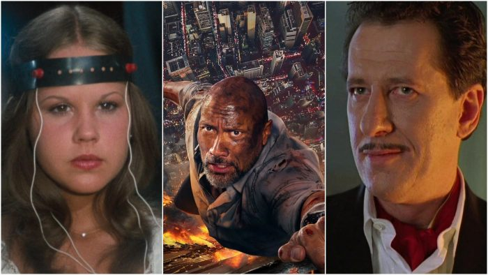 New Blu-ray Releases: 'Exorcist II: The Heretic', 'Skyscraper', 'House on Haunted Hill'