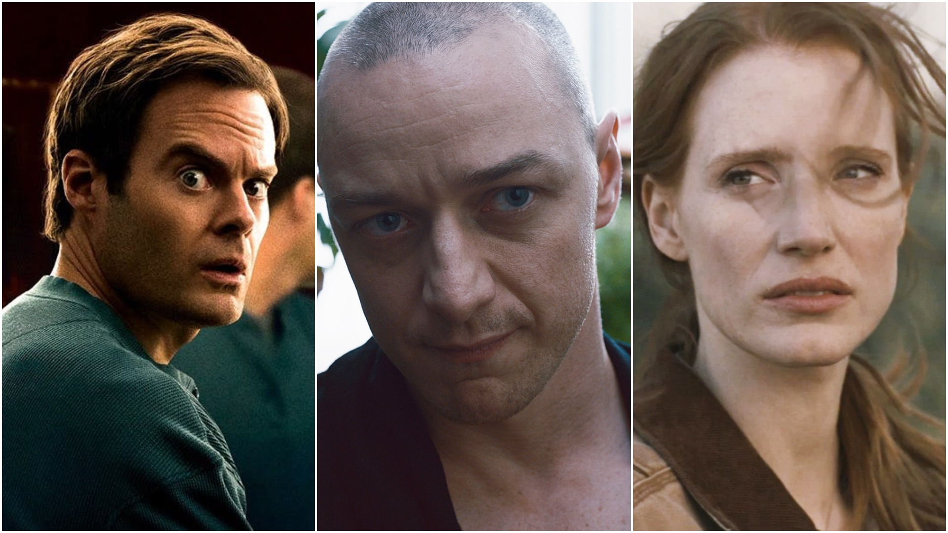 It Sequel Looking to Cast James McAvoy and Bill Hader