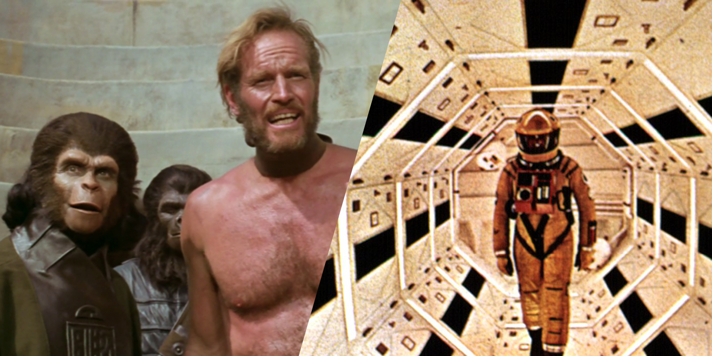 Planet Of The Apes And 2001 A Space Odyssey Turn 50