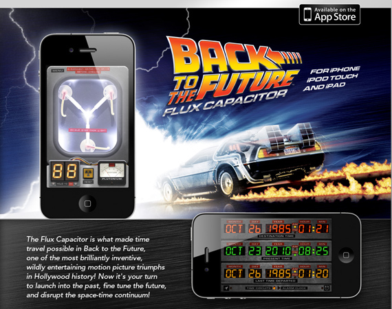 Back To The Future Bits News And Info In Advance Of