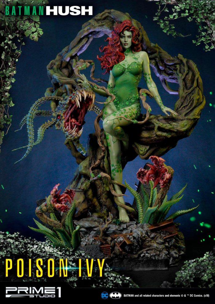 Poison Ivy - Batman Hush Statue