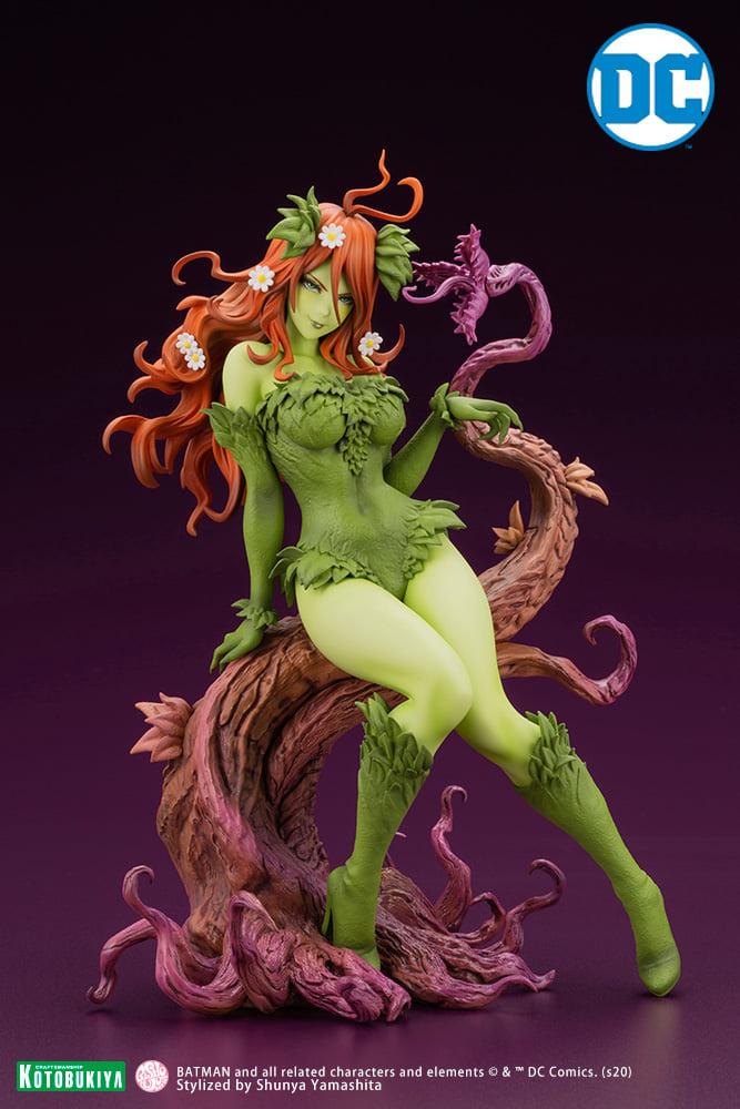 Poison Ivy Bishoujo Statue