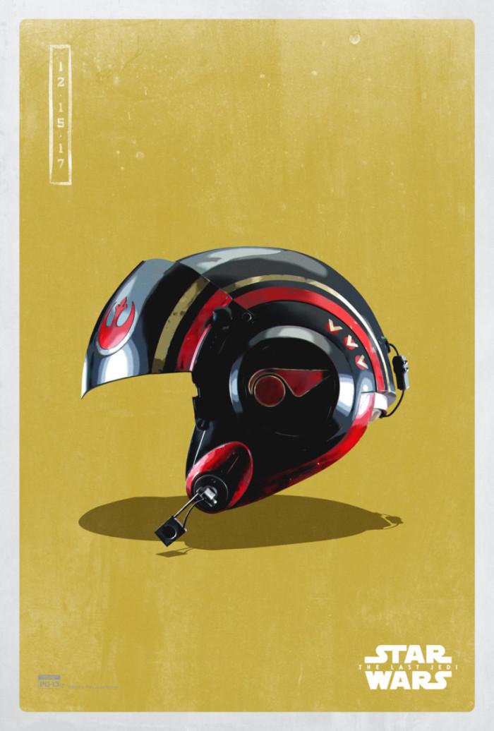 pop icon star wars helmet