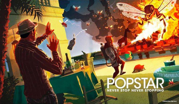 Popstar Steelbook Release
