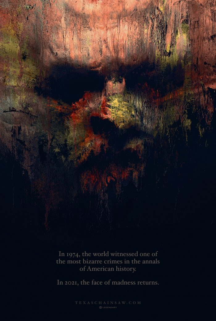 Texas Chainsaw Reboot Poster Image