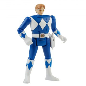 Head-Flipping Power Rangers Action Figures