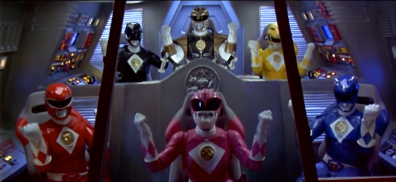 Cheap Cool Stuff >> Power Rangers Honest Trailer: A Movie So Forgettable That the TV Show Ignored It